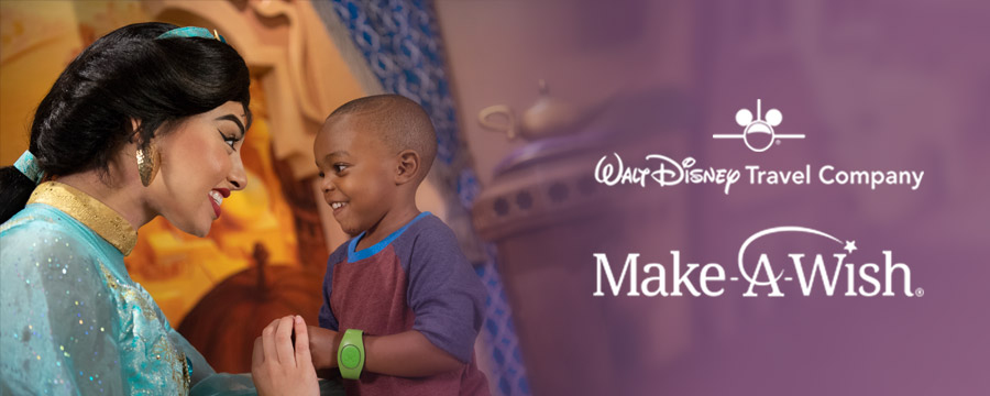 Make-A-Wish | Walt Disney World® Official Site