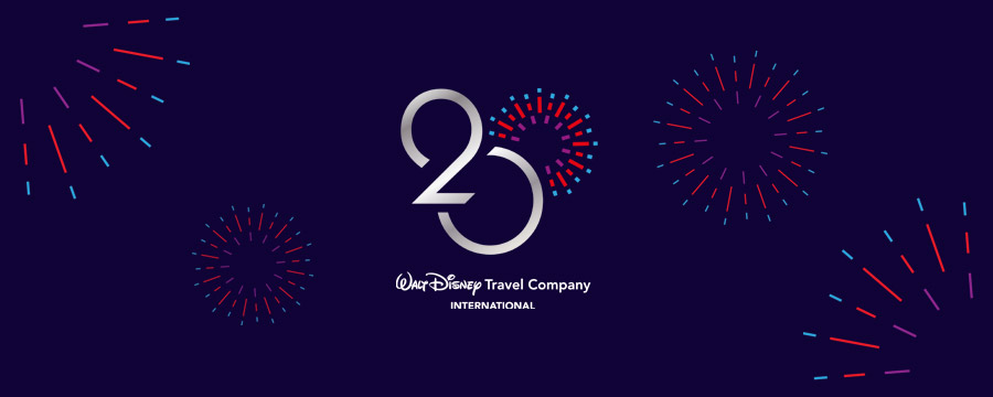 20th Anniversary of Walt Disney Travel Company